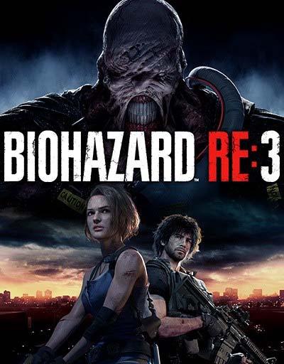 Resident Evil 3 Nemesis Remake (2020) постер