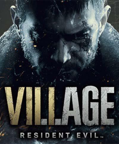 Resident Evil 8: Village (2021) постер