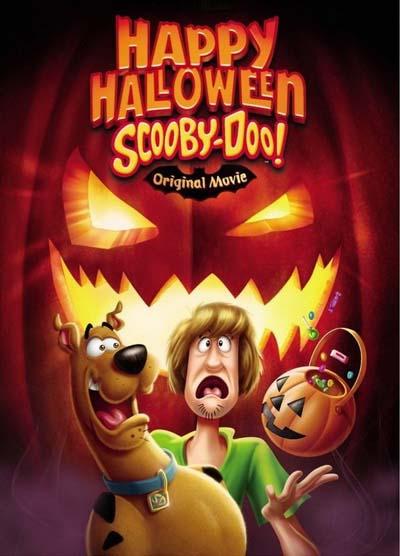 Счастливого Хэллоуина, Скуби-Ду! (2020) постер