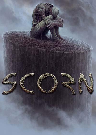 Scorn (2021) постер