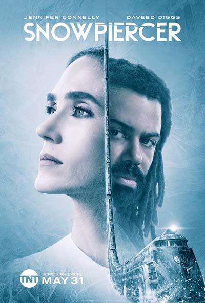 Сквозь снег (2020) постер