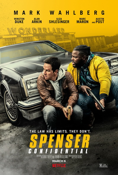 Правосудие Спенсера (2020) постер