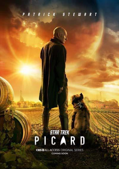 Звёздный путь: Пикар (2020) постер