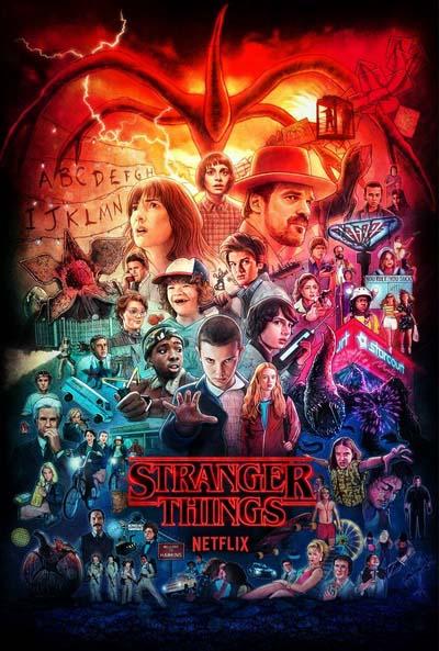 Очень странные дела (2020) постер
