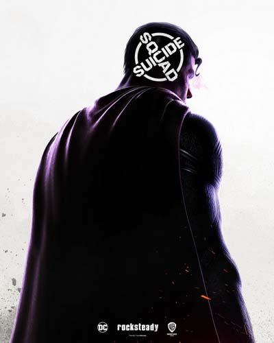 Suicide Squad: Kill the Justice League (2022) постер