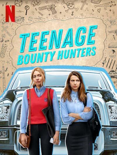 Молодые охотницы за головами (2020) постер