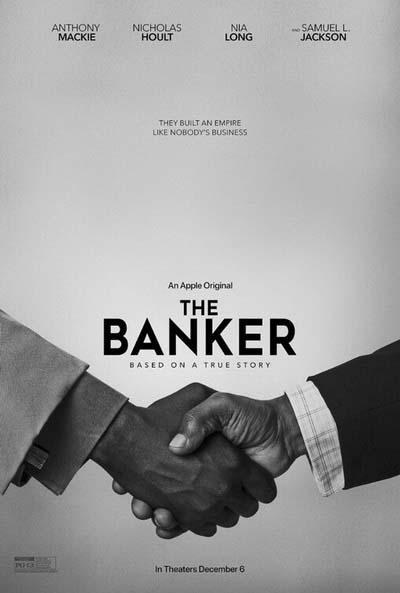 Банкир (2020) постер