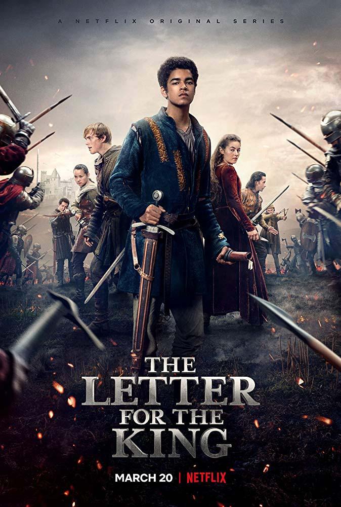 Письмо для короля (2020) постер