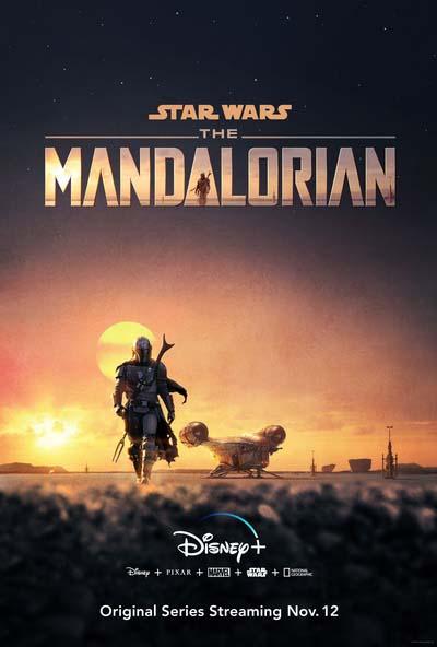 Мандалорец (2019) постер