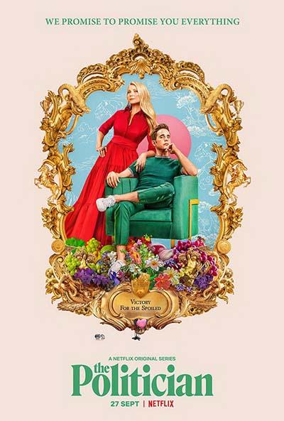 Политик (2019) постер