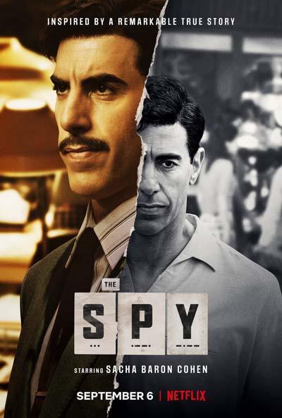 Шпион (2019) постер