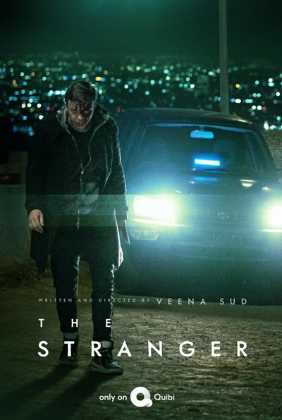 Незнакомец (2020) постер