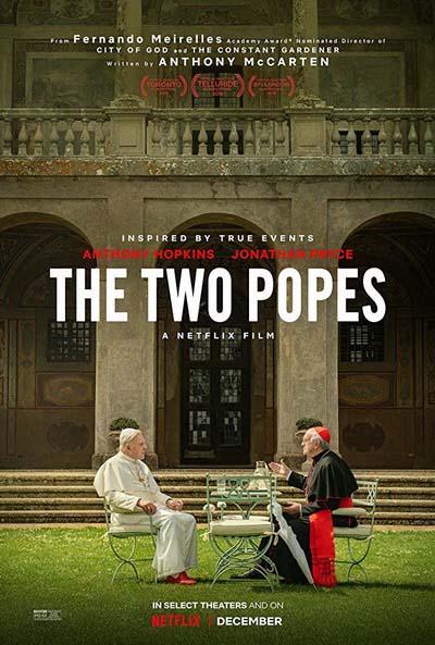 Два Папы (2019) постер