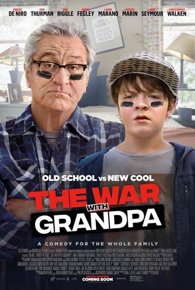 Дедушка НЕлегкого поведения (2020) постер