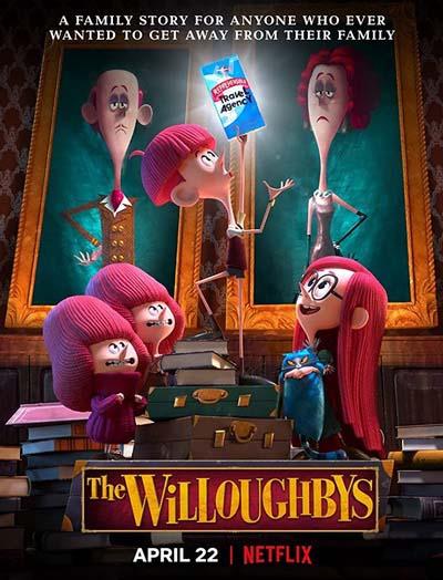 Семья Уиллоби (2020) постер