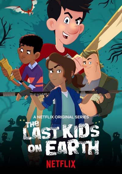 Последние дети на Земле (2019) постер