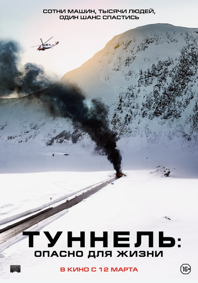 Туннель: Опасно для жизни (2020) постер