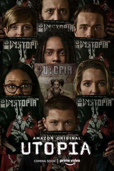Утопия (2020) постер