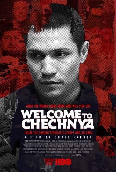 Добро пожаловать в Чечню (2020) постер