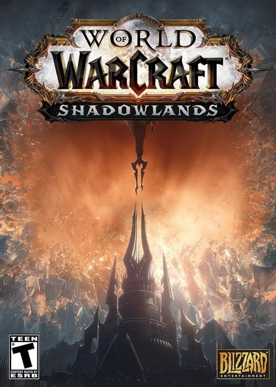 World of Warcraft: Shadowlands (2020) постер