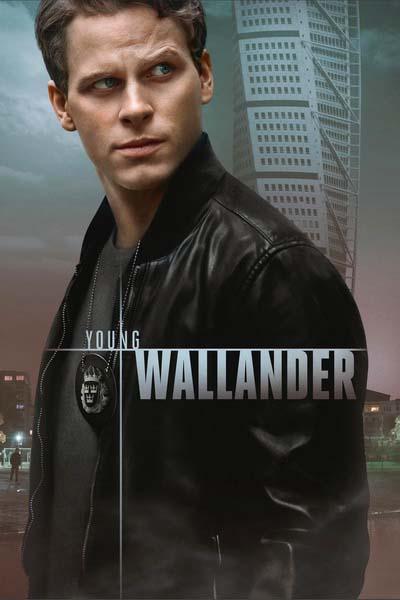 Молодой Валландер (2020) постер