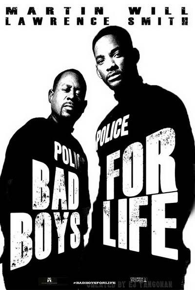Плохие парни навсегда (2020) постер