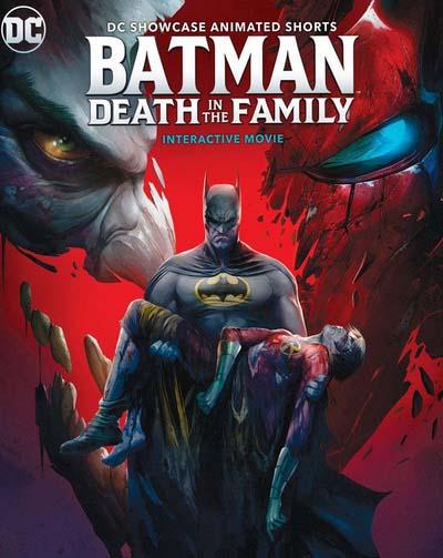 Бэтмен: Смерть в семье (2020) постер
