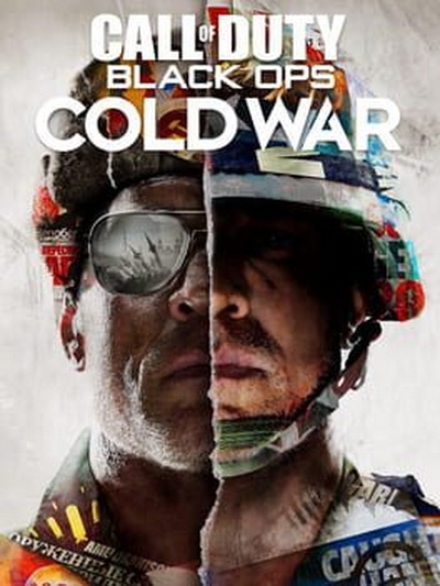 Call of Duty: Black Ops Cold War (2020) постер