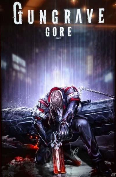 Gungrave GORE (2020) постер