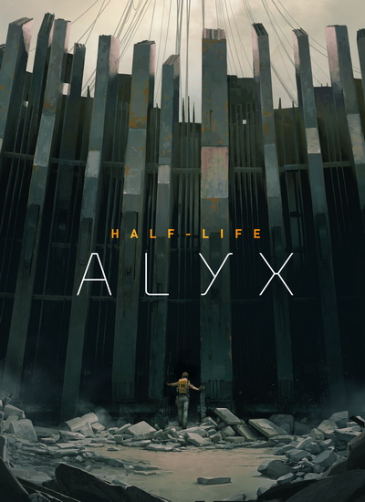 Half-Life: Alyx (2020) постер