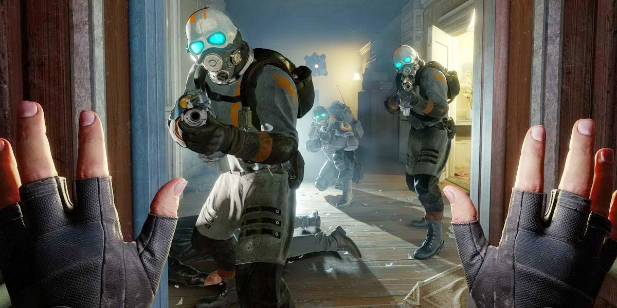 """Игра """"Half-Life: Alyx"""" (2020)"""