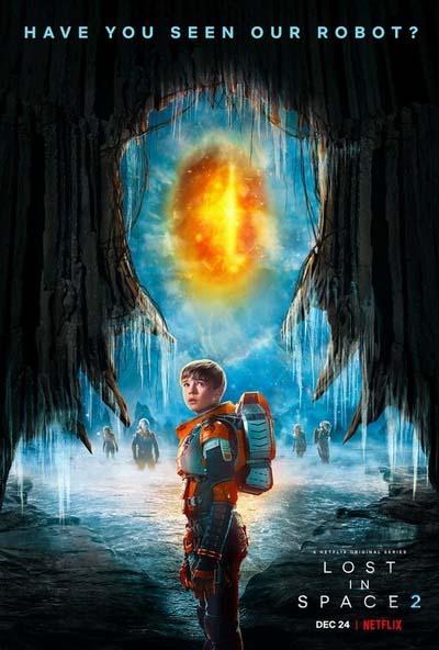 Затерянные в космосе (2019) постер