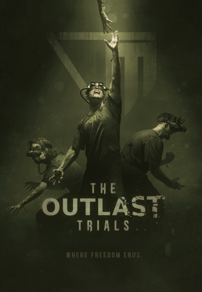 The Outlast Trials (2022) постер