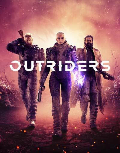 Outriders (2020) постер