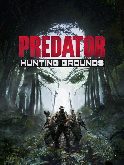 Predator: Hunting Grounds (2020) постер