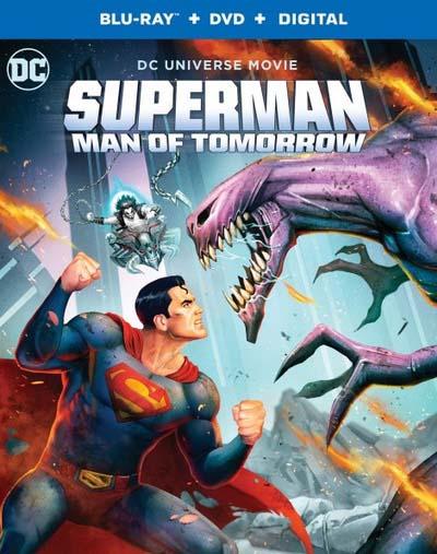 Супермен: Человек завтрашнего дня (2020) постер