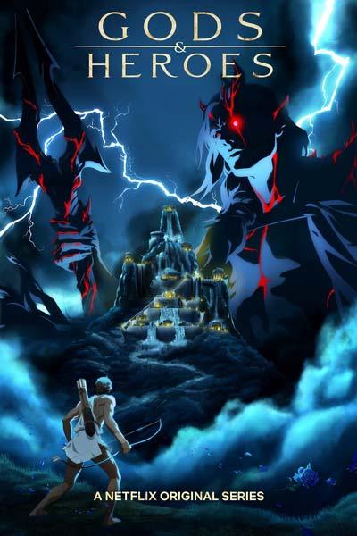 Кровь Зевса (2020) постер