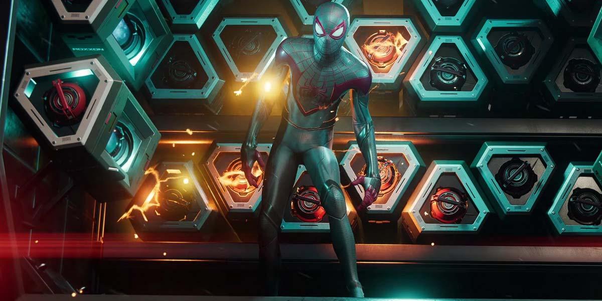 """Игра """"Marvel's Spider-Man: Miles Morales"""" (2020)"""