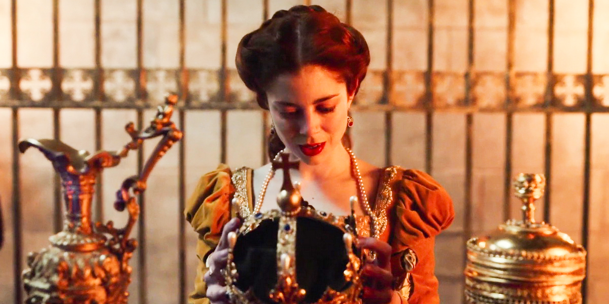 """Сериал """"Испанская принцесса"""" (2020, 2-й сезон) Постер"""