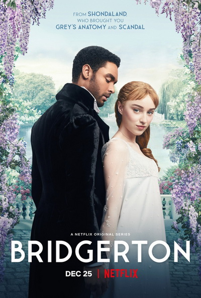 Бриджертоны (2020) постер