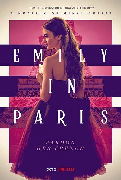 Эмили в Париже (2020) постер