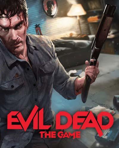 Evil Dead: The Game (2021) постер