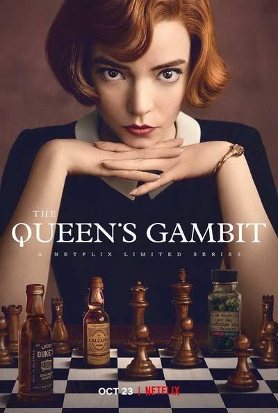 Ход королевы (2020) постер
