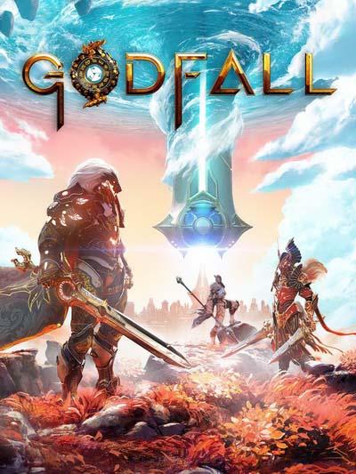 Godfall (2020) постер