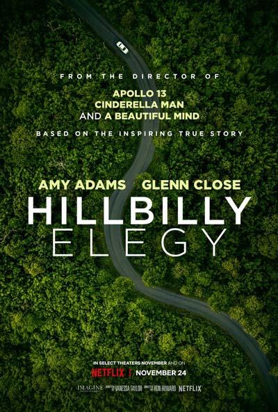 Элегия Хиллбилли (2020) постер