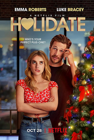 Пара на праздники (2020) постер