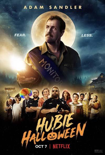 Хэллоуин Хьюби (2020) постер