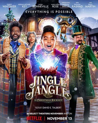 Мистер Джангл и Рождественское путешествие (2020) постер