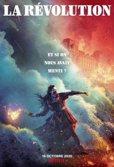 Французская революция (2020) постер