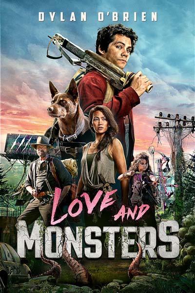 Любовь и монстры (2020) постер
